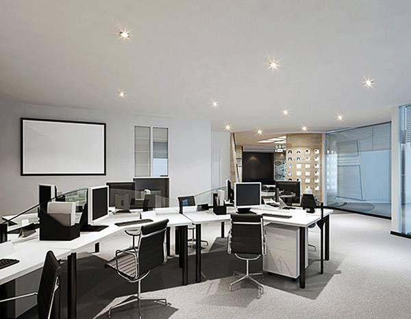 办公室装修风格设计元素