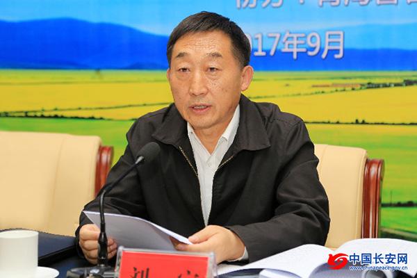 青海省委副书记刘宁任省政府党组书记