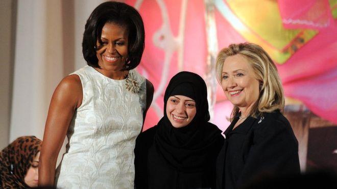 沙特为女权人士与加拿大闹翻:驱逐大使叫停投资
