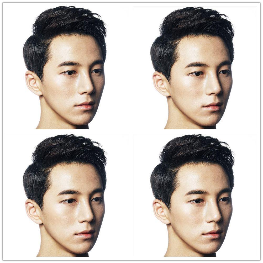 男生发型参考图片