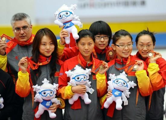 中国冰壶终等来好消息!曾率队创造历史的两大功勋同时回归国家队