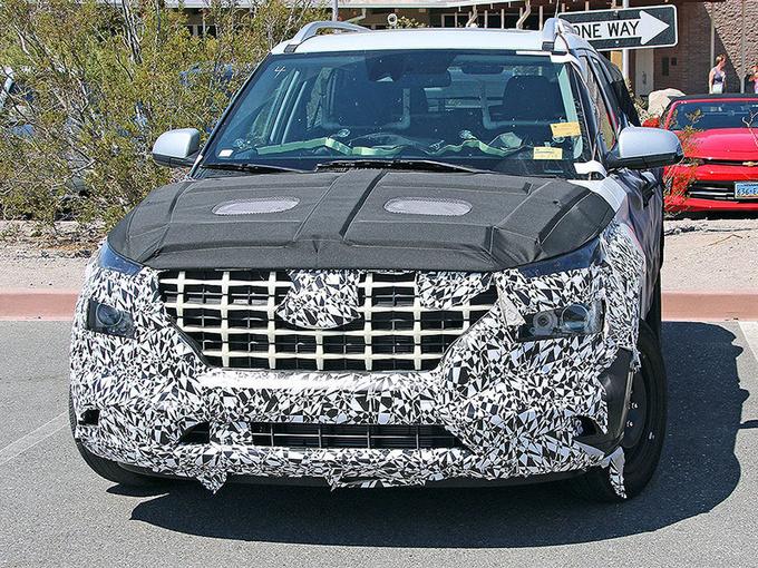 上能比RAV-4 下能赢XR-V 韩系小型SUV明年开卖-图2