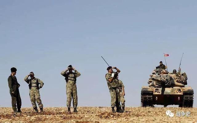 叙利亚战局大变土耳其变热锅蚂蚁 不小心就鸡飞蛋打