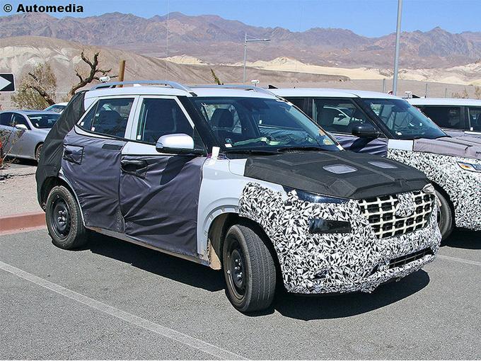上能比RAV-4 下能赢XR-V 韩系小型SUV明年开卖-图3