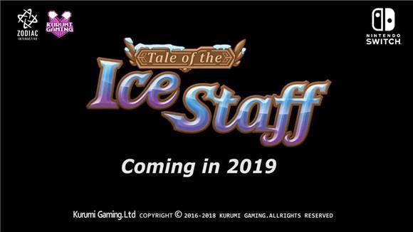 像素风APRG《冰杖秘闻》将于2019年登陆Switch