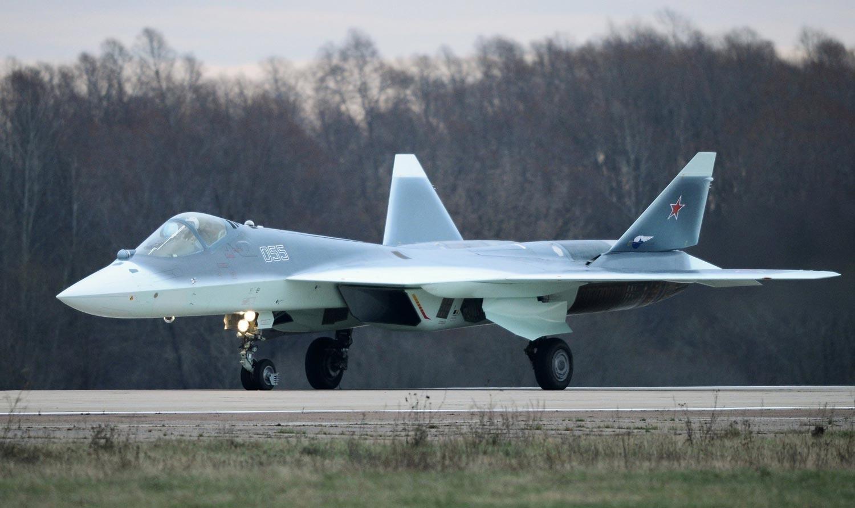 十年后转生成六代战机?俄苏-57大概已经凉了