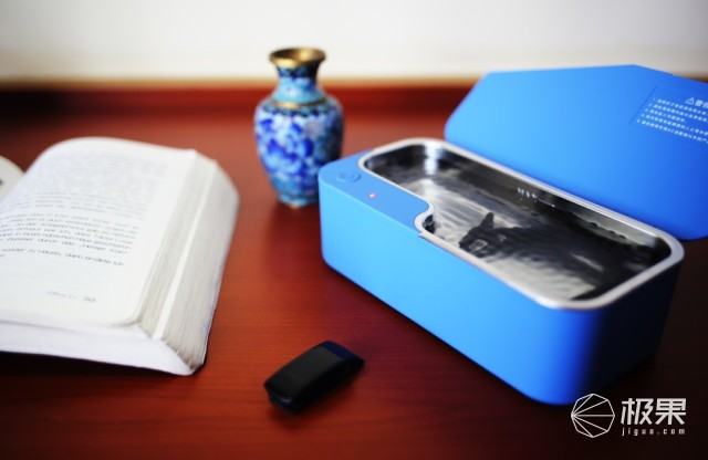smartclean超声波眼镜清洗器