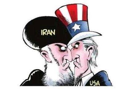 伊朗美国_蒋校长 | 中东告急,美国迈出危险一步,伊朗这次危险了