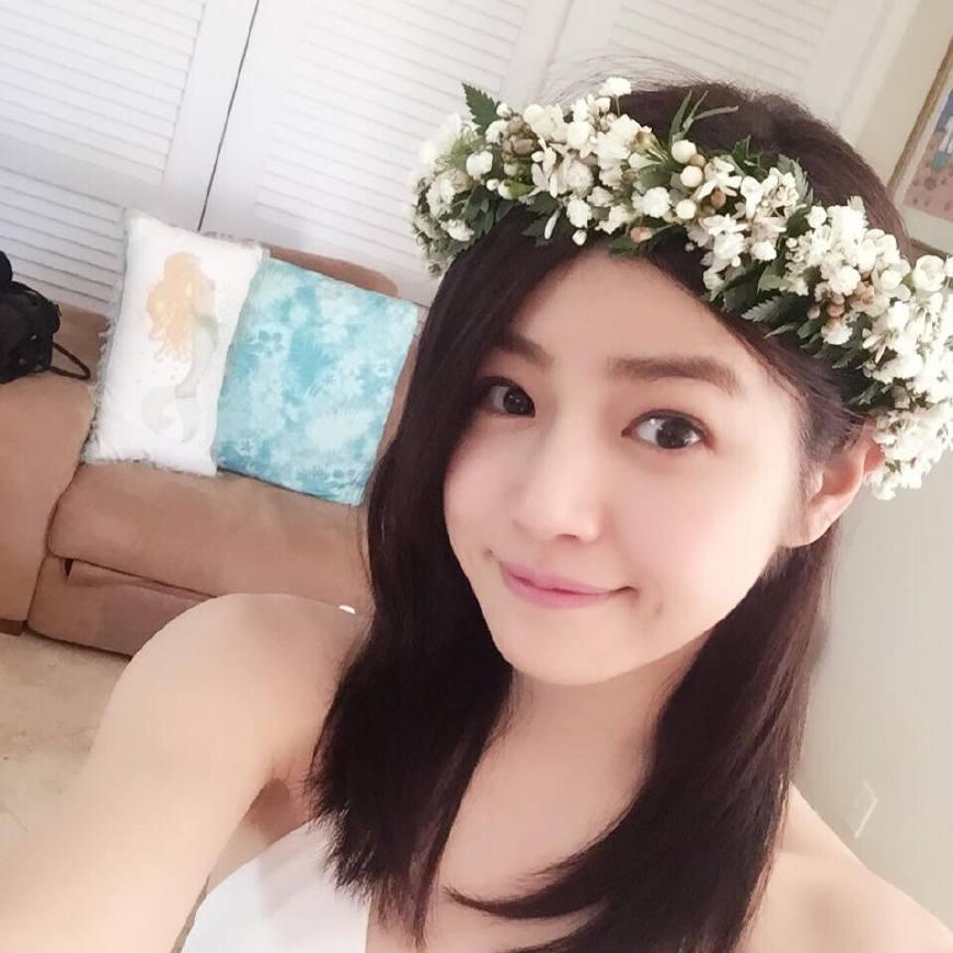 汪峰女儿小苹果长大了!气质不输章子怡脸却像陈妍希