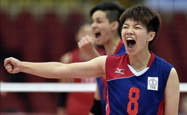 朱婷之后亚洲又一女排名将留洋 她身高仅1米68!