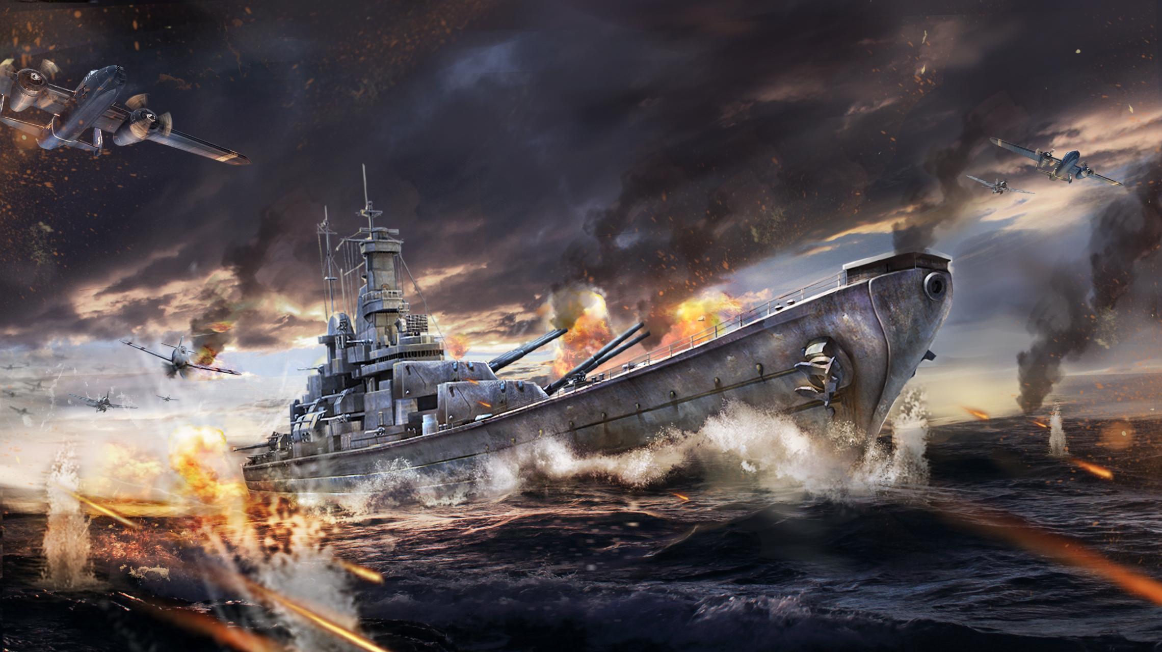 战列舰主炮威力有多大?看这三个因素你就明白了