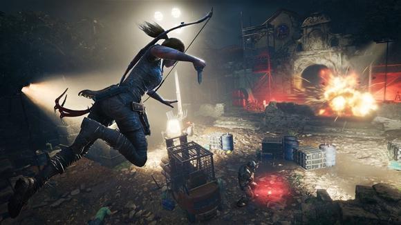 《古墓丽影:暗影》新宣传片展示劳拉战斗策略