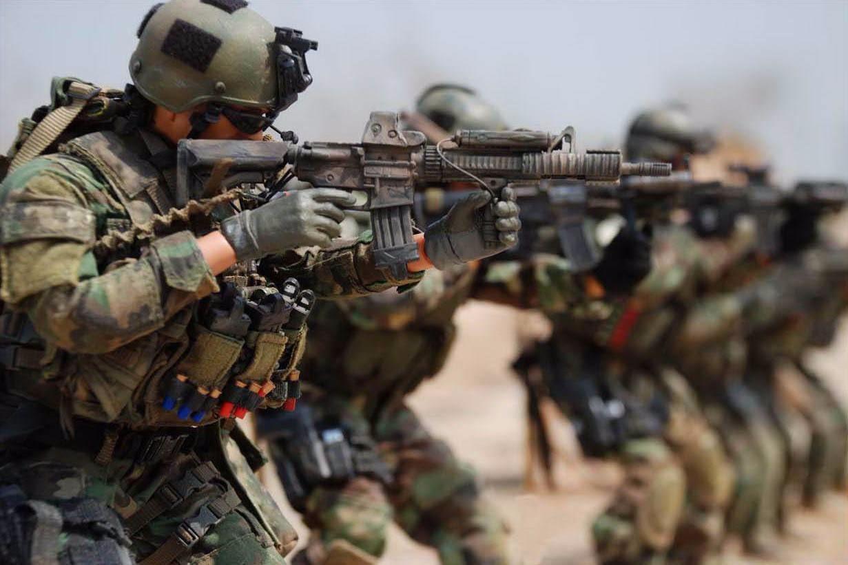 人数相当的俄军特种部队遭遇美军特种部队,谁会处于上风?