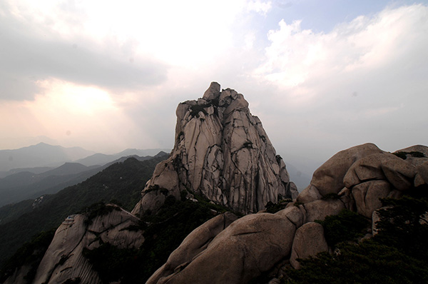 安徽:撤销潜山县,设立县级潜山市