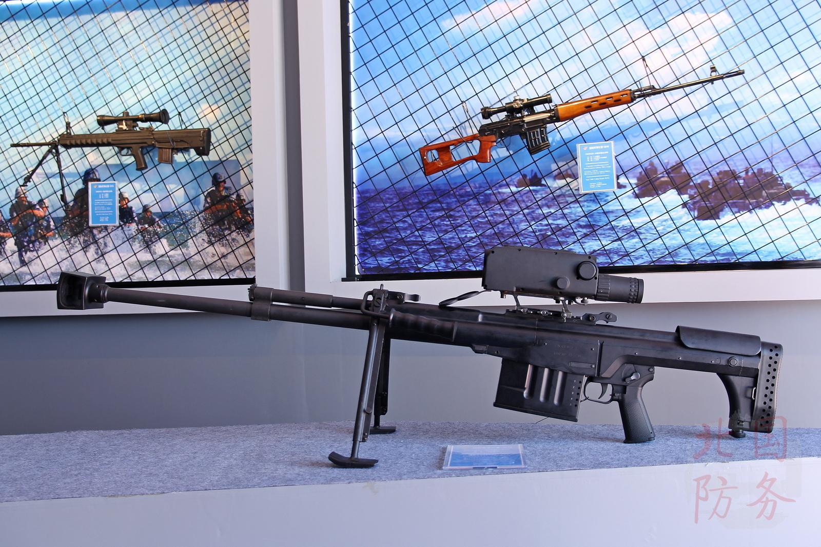 中国海军陆战队同时装备3款狙击枪,全口径覆盖打啥都合适