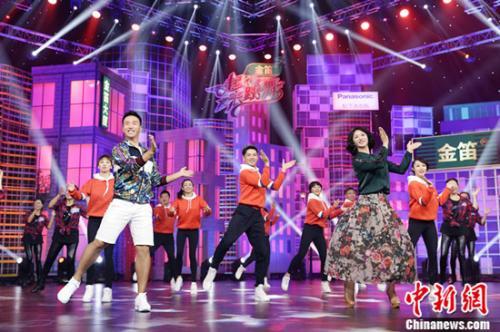 《一起来跳舞》全新升级 金星王广成开启共舞模式