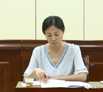 """姜女副市长和""""火书记""""一样了"""