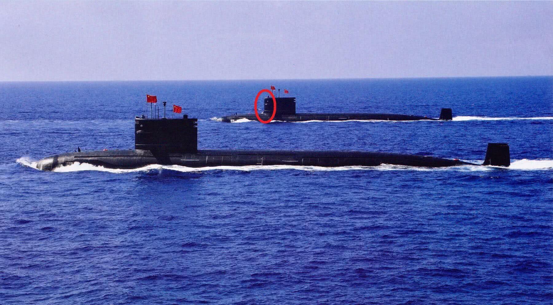 中国新锐核潜艇亮出古董级武器 比鹰击18还神秘,真相令人振奋