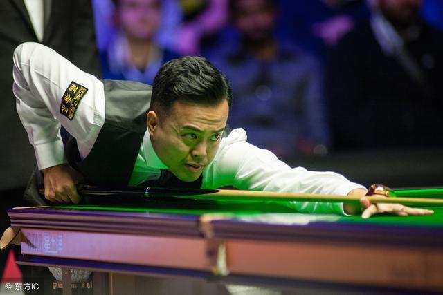 世界公开赛:梁文博惨败 马克险胜 傅家俊苦战晋级