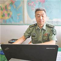 孟宪生:从士兵到军事理论学者,不变的家国情怀