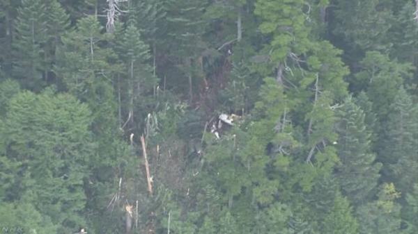 日本一架防灾救援直升机坠毁,机上9人全部身亡