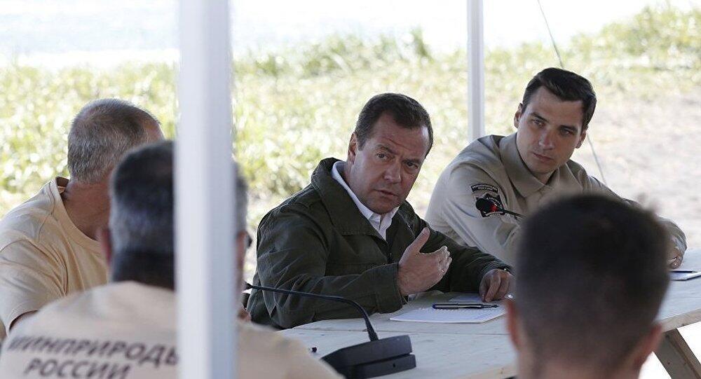 俄总理:俄国家优先发展项目应顾及远东地区的需求