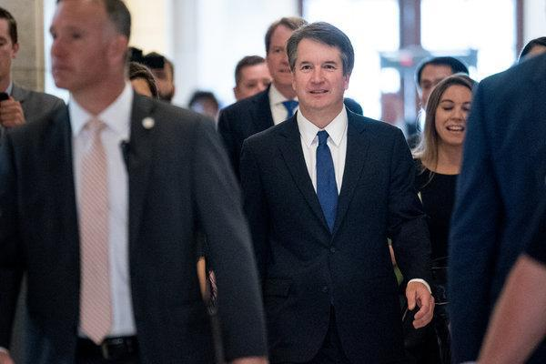 卡瓦纳与美国联邦最高法院的保守主义转向