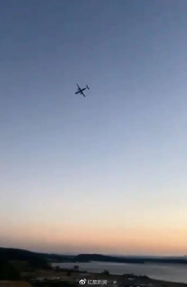 西雅图飞机大盗系出事航空公司29岁员工,当时正独自作业