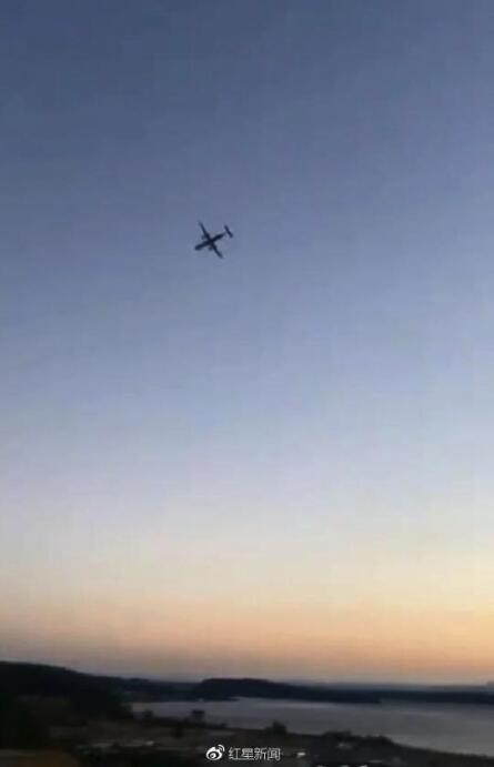 西雅图飞机大盗系29岁员工 坠毁现场冒大量浓烟