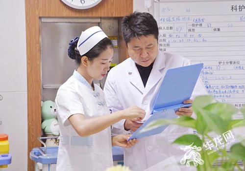 江北中医院护师黄鑫:将浓浓的中药香