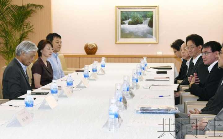 日本政府扩大日韩交流专家会举行首次会议