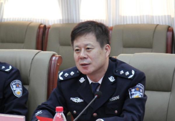 辽宁公安司法管理干部学院副院长孟翔飞任铁岭市委副书记