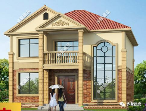请关注我的一点号:乡墅建房(图片右下角)五百套农村自建房别墅设计图片