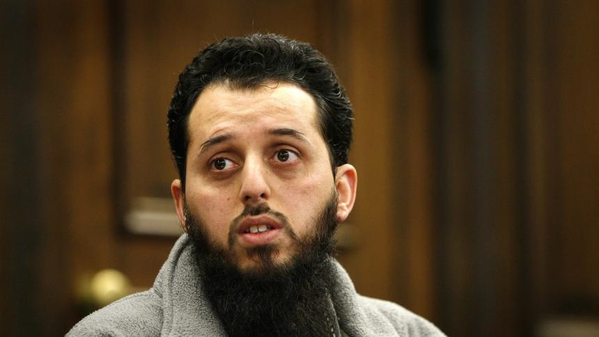 """美国9·11恐袭""""帮凶""""将提前获释 并将被遣返至摩洛哥"""