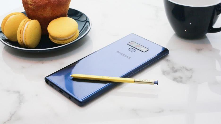 没什么惊喜售价还贵 但为什么我还是觉得Note 9值得买呢? 智能公会