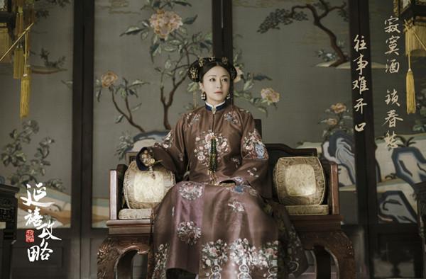 专访|秦岚:富察皇后有一种温暖的力量