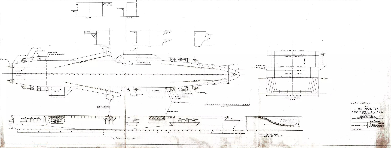 美国海空军激烈交锋:轰炸机击败史上首艘超级航母