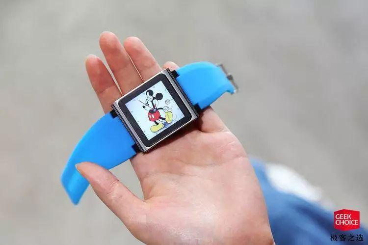 【快乐的儿童节作文】它是乔布斯的最后一款 iPod nano,还影响了「苹果