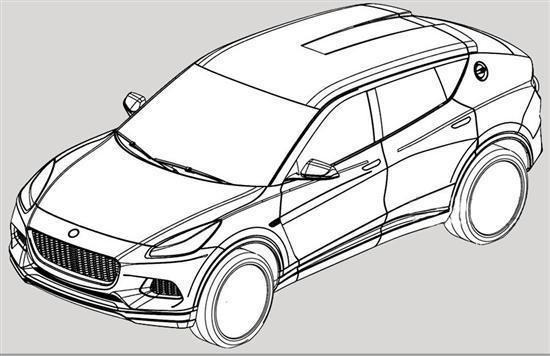 吉利首款超跑SUV车标是兰博基尼级别卡宴以下就别比了_凤凰彩票开