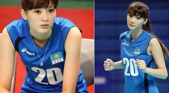 排球女神萨宾娜 去日本打球一年变化大 网友:彻底毁了