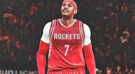 Woj:火箭预计将在新赛季让安东尼替补上场