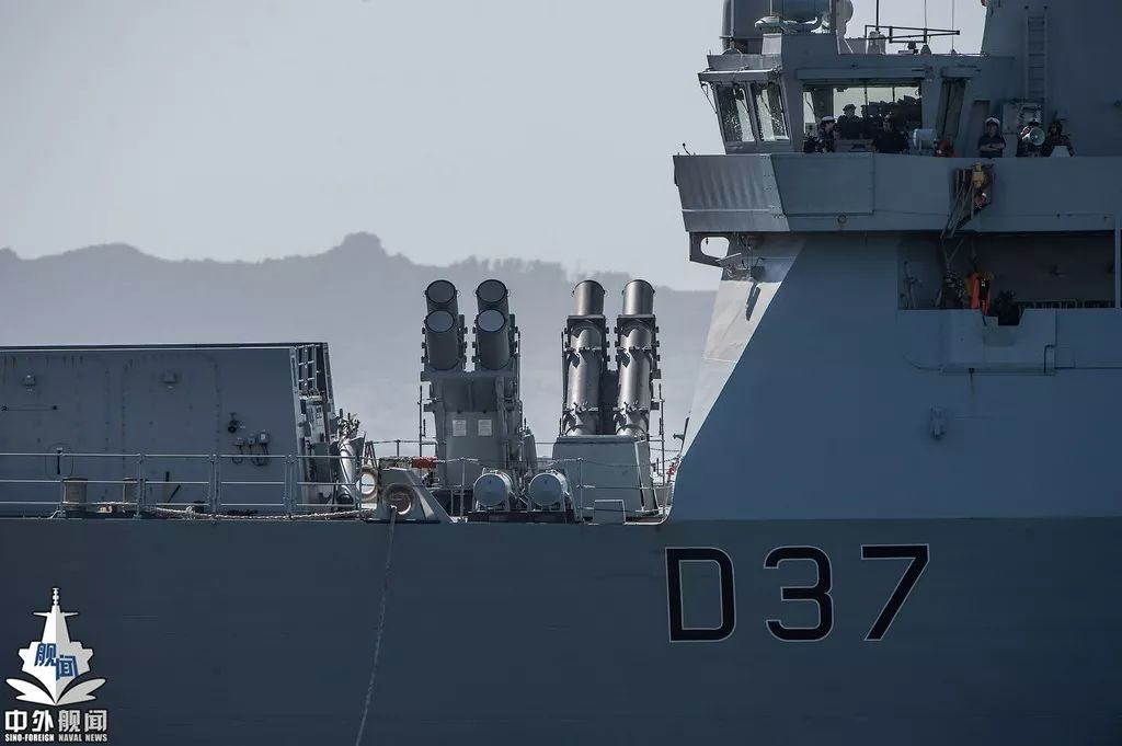 英国打造史上最科幻时髦的反舰导弹,将来可能拿来南海耀武扬威!