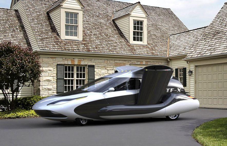 不止吉利,原来这么多公司都在搞飞行汽车|聚侃