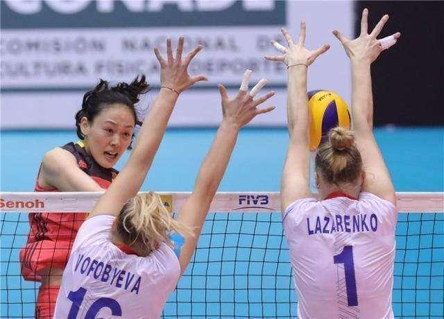 中国女排出现了一个天才,实力比惠若琪还要强大!