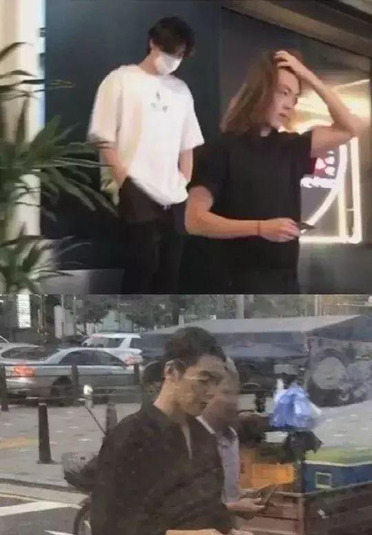 金宇彬近况公开:暴瘦私会李钟硕引金所炫小时候的照片发粉丝无限