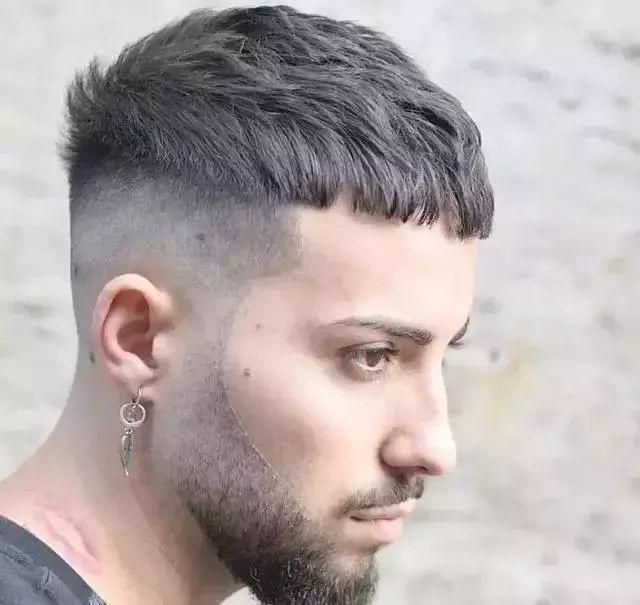男生有好的发型,真的可以提高30%颜值!图片