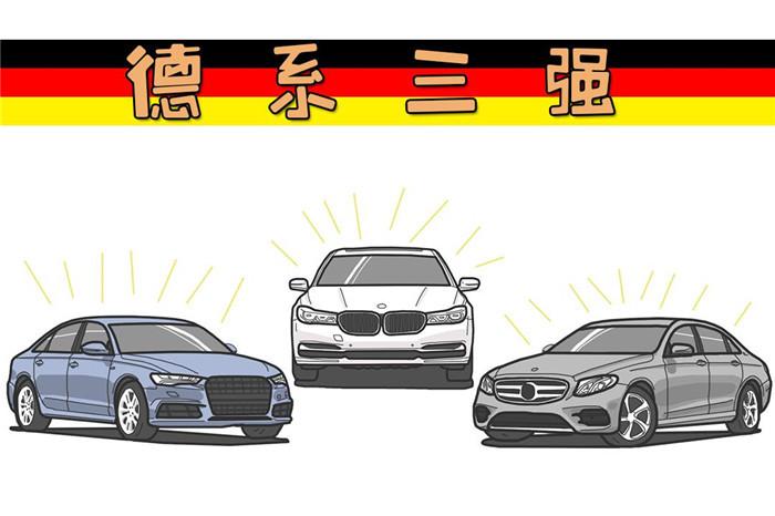 贸易战第二枪正式打响  第二话:豪华车市场谁才是最大的赢家?