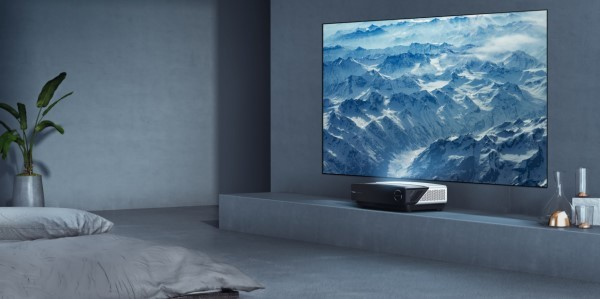 第三方数据显示7月份海信激光电视零售量占有率近9成