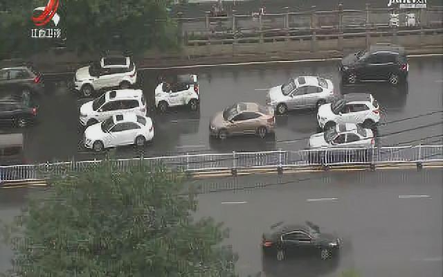 江西:台风影响短暂 高温仍将持续