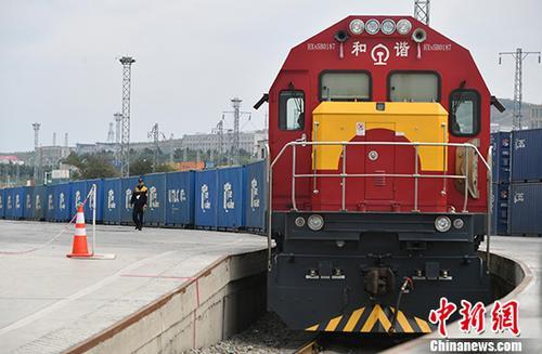 """中国距离海洋最远的大城市开启""""陆港时代"""""""